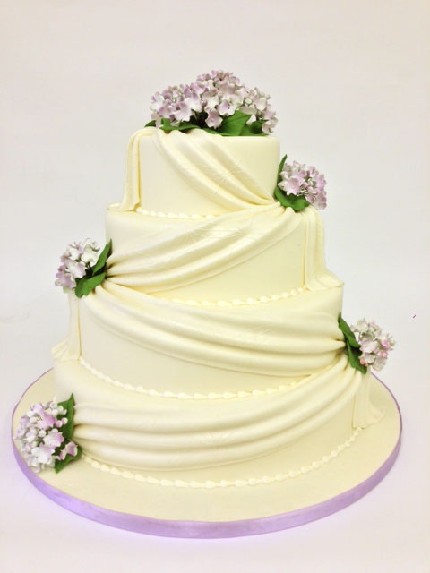 How to make Wedding Cake