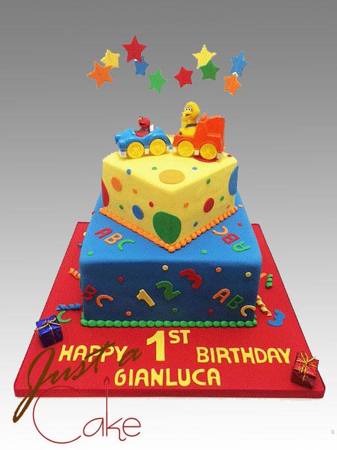 First Birthday Cake Childern CakesChildern Cakes